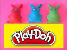 Play Doh 5 Easter Bunny Surprise Eggs Gogo Dora the Explorer Trash Pack Squinkie Valentine Heart Today we're unboxing 5 Play Doh Easter Bunny Surprise Egg To.