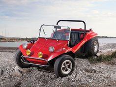 1969 Vw Beach Buggy Dune Buggies Baja Bug Cool Cars