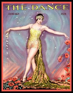 The Dance 1928. Myley will NEVER look this good