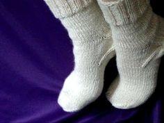 """Как вязать носки спицами??? Для тех кто не знает и знает - тоже. Виды пяток. Серия """" Носочные рассказы """" - Жаккард - Страна Мам"""