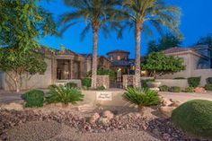 Chandler Looking for a home in Chandler? FREE List of homes for sale in Chandler AZ. Listings by all companies. Try It NOW!!  $1,199,900, 6 Beds, 5 Baths, 5,358 Sqr Feet  Chandlers Prestigious Gated Community Eden Estates! Situated on a cul-de-sac lot. Custom built 6 bedroom , 5 baths, open floor plan, theater Room w/ stadium seating, for your entertaining pleasure. Executive office w/wood flooring, hidden room/gym. 14ft Entry Foyer ceiling, w/faux decor, travertine  http://mikebru..