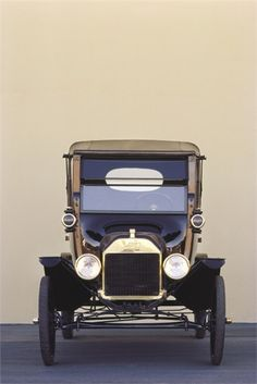 Ford Model T, 1915                                                                                                                                                                                 More