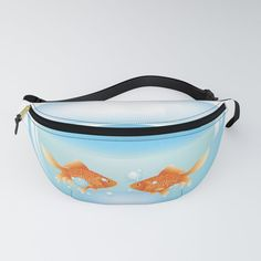 The fanny pack is back! They say fashion is cyclical and those people probably held onto their old fanny packs—but for the rest of us looking for a rad new accessory to our party/festival/everyday look, look no further. Our fanny pack features an adjustable waist strap and is made from a durable yet comfortable canvas-like material. It's comfy enough for the everyday but durable enough to take on whatever kind of hikes you're into.   - Durable po...