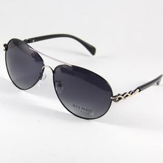 Only $64.95 , RUI HAO EYEWEAR Polarized Sunglasses Women Glasses Fashion Aviator Goggles de sol feminino Driving Sun Glasses oculos de sol Stylish Glasses For Women, Womens Luggage, Polarized Sunglasses, Eyeglasses, Bag Accessories, Eyewear, Lenses, Pilot, Number