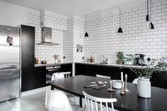 kitchen, interior design