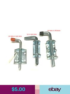 T Handle Spring Loaded Pull Pin//Pop Pin 3//8 shank Curve Handle
