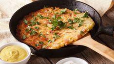 I Röstì sono un piatto della cucina svizzera a base di patate. Ci sono molte varianti. Di solito le patate vanno grattugiate e fatte come una polpetta o un