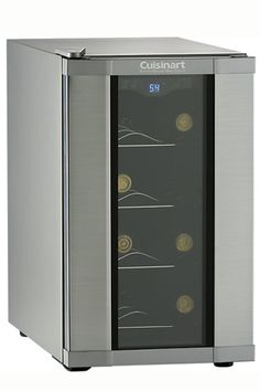 Cuisinart 8-Bottle Wine Cellar, $159, available at Crate & Barrel.
