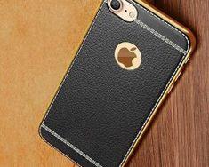 Luxusný vysoko odolný obal zo silikónu na iPhone Apple Watch, Ipad