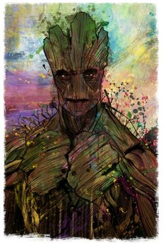 I Am Groot Guardians