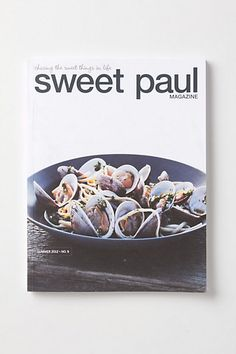 $24 Sweet Paul No. 9 - available at Anthropologie.com @Anthropologie