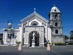 THE CHURCHES OF VISAYAS – lakwatserongdoctor Visayas, San Francisco Ferry, Notre Dame, Building, Buildings, Construction