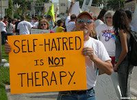 Campaign aims to end gay-to-straight conversion therapy within five years – LGBTQ Nation Barack Obama, Gay, Phobias, Eating Well, Conversation, Psychology, The Cure, Lettering, Instagram