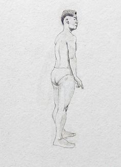 Drawings from various life drawing sessions around Vienna. Life Drawing, Drawing Sketches, Drawings, Man Standing, Photo Displays, Asian Men, Pots, Sketches, Drawing