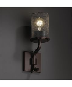 golden lighting 1051 ba1 hidalgo 4 inch wall sconce no place like rh pinterest com Industrial Wall Sconce Antique Wall Light Sconces