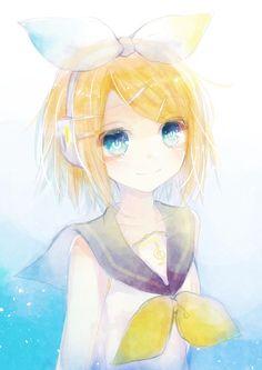 Kagamine Rin (Rin Kagamine) - VOCALOID - Image #2166627 - Zerochan Anime Image Board