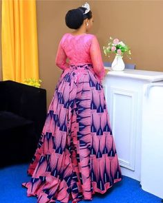 African Formal Dress, Best African Dresses, African Fashion Ankara, African Traditional Dresses, Latest African Fashion Dresses, African Print Dresses, African Print Fashion, Lace Dress Styles, Look