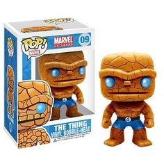 Marvel Pop! Vinyl Bobblehead The Thing - Funko Pop! Vinyl - Category