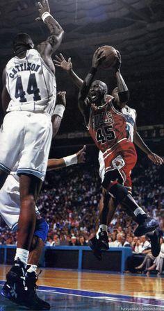 3 On 1, '95 Playoffs.