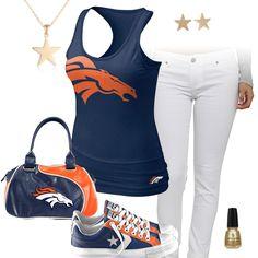 broncos | Cute Denver Broncos Tank Top, Denver Broncos Converse Shoes