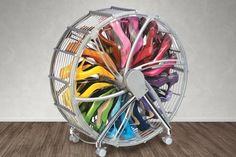 Magic Wheel, a sapateira do futuro, por apenas R$199.90