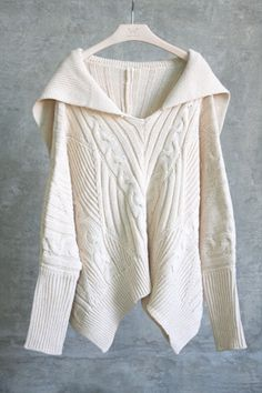 chunky sweater #swoonboutique