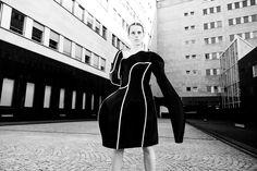 Student IMB Nadia Ciutto (ITA), ph Carmen Mitrotta, mua Maria Elena Miori, Model: Francesca Curina