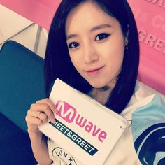 Check out T-ara EunJung's video and pictures from her 'Meet and Greet' ~ T-ara World ~ 티아라