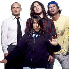 "Red Hot Chili Peppers (often abbreviated RHCP) is an American alternative rock band formed in Los Angeles, California, in 1983. For most of the band's existence, the members have been vocalist Anthony Kiedis, guitarist John Frusciante, bassist Michael ""Flea"" Balzary, and drummer Chad Smith. The band's varied musical style has fused traditional rock with elements of other genres including funk, punk rock, and psychedelic rock."