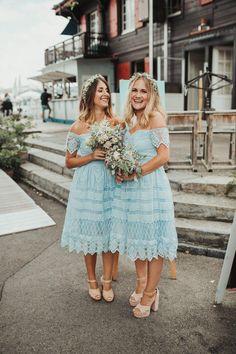 Boho Inspired Zurich Wedding at Fischers Fritz