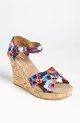 TOMS Oahu Wedge Sandal