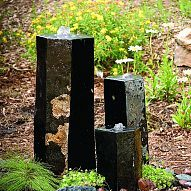 Landscaping Ideas, Fountains, Bubbling Urns, Brass Spitters, Bubbling Boulders, BJL Aquascapes Colts,Neck Monmouth Co NJ...»