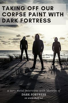 A very metal interview with Morean of Dark Fortress on www.chelf.net  #metal #heavymetal #interview #music #bands #darkfortress #metal #musician #guitar #deathmetal #musicians Death Metal, Music Bands, Interview, Guitar, Rock, Movie Posters, Painting, Skirt, Film Poster