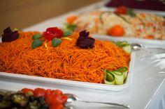 Selbst gemachter Karotten Salat. Korotkov Catering & Partyservice in Heilbronn