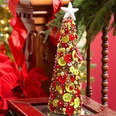 Decoração de Natal - Mini árvore