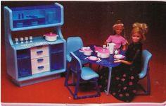 Barbie Sala de jantar