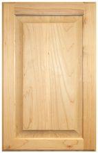 Raised Panel Door - Oak