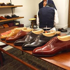 "best website dc056 a5d7e brandonchau63  ""Shoji Kawaguchi San, his company also known as Marquess  shoemaker, is"