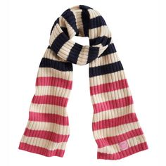 Joules Bawdy Scarf - Prepare to enter a world of warmth and coziness! A scarf that you can rely on, season after season.