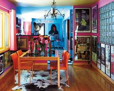 Image result for glam rock rooms