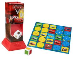 Cars 2 TicTacBingo Game ** You can find more details by visiting the image link.