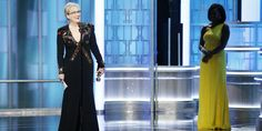 Celebrities Couldn't Contain Their Love For Meryl Streep After Golden Globes Speech
