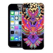 Forro iPhone 5 5S Just Cavalli - Wings Negra  Bs.F. 210,17