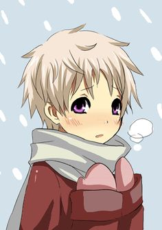 Hetalia- Latvia The comment tells me it's Latvia and so does the nose but he looks SO MUCH like Russia.<<< IKR but it's definetely Latvia Hetalia Latvia, Hetalia Russia, Hetalia Characters, Anime Characters, All Anime, Anime Art, Kawaii, You Draw, Chibi
