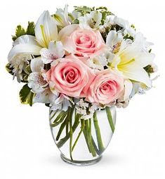Love this too----Tender Heart Bouquet: Flower Bouquets - A touching combination of sweet, fresh flowers.