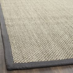 Safavieh Natural Fiber Marble/ Grey Sisal Rug (11' x 15') | Overstock™ Shopping - Top Rated Safavieh Oversized Rugs