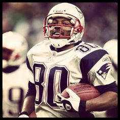 Congrats to Troy Brown, 2012 Patriots Hall of Fame Inductee!