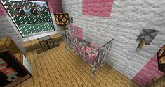 Minecraft Furniture - Bedroom