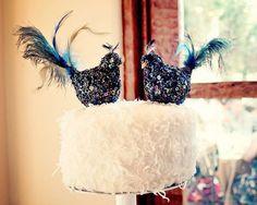 Peacock Wedding Theme Ideas