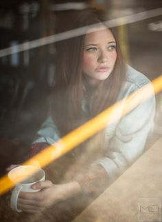 Love the shot taken through the window | Lifestyle Photographer - Mike Monaghan